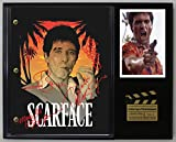 "SCARFACE LTD EDITION REPRODUCTION SIGNED CINEMA SCRIPT DISPLAY ""C3"""