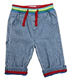Toby Tiger Stripe with Drawstring Baby Jeans