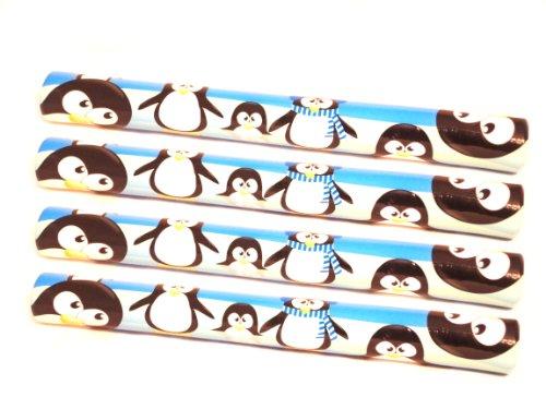 WeGlow International Penguin Foam Baton, Set of 4