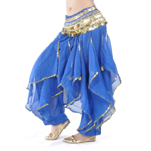 Belly Dance Harem Pants Bollywood Arabic Dance