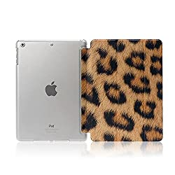 Leopard Print Flip Case Cover For Ipad Air /Ipad 5