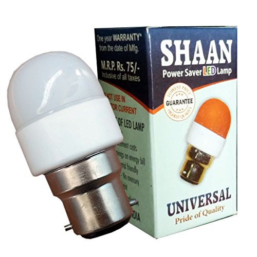 0.2W White LED Bulbs (Pack of 10)