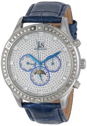 Joshua & Sons JS-41-BU - Reloj para hombres