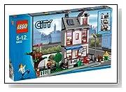 LEGO City Set 8403 City House