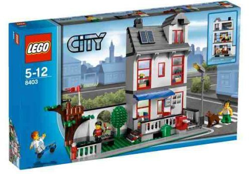 LEGO City Set #8403 City House Amazon.com