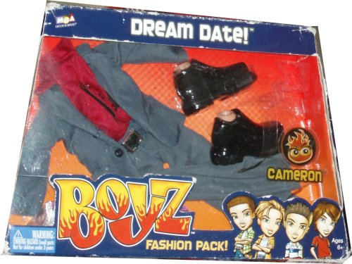 Bratz Boyz Cameron Dream Date Fashion Pack - 1