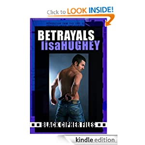 Betrayals (Black Cipher Files-Romantic Suspense series)
