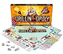 Grillin'-Opoly