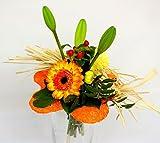 """Blumenstrauß """"Sunshine"""" VERSANDKOSTENFREI +kostenloser Geschenkkarte Blumenversand"""