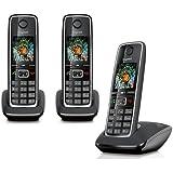 Gigaset C530 TRIO Téléphone fixe sans fil Siemens