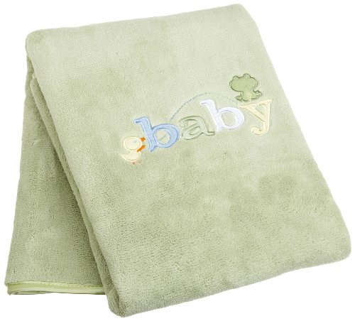 Carters Sweet Baby Blanket - 1
