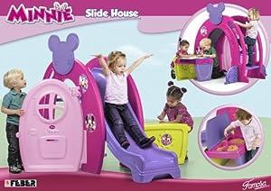 Feber - 800008363 - Jeu de Plein Air - Minnie Bowtique - Slide House