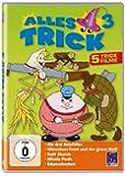 Alles Trick 3 ( 5 Trickfilme: Die drei Holzfäller - Väterchen Frost und der graue Wolf - Kalif Storch/Die Verwandlung des Kalifen - Winnie Pooh - Däumelinchen )