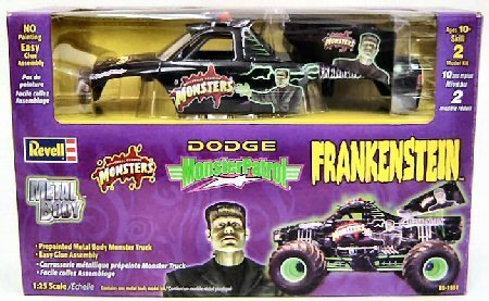 851551 1/25 DODGE MONSTER TRCK RMX851551