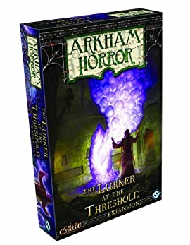 Arkham Horror: the Lurker at the Threshold Expansion Fantasy Flight Gam...