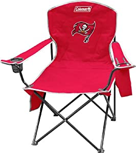 NFL Buccaneers Cooler Quad Chair by Coleman