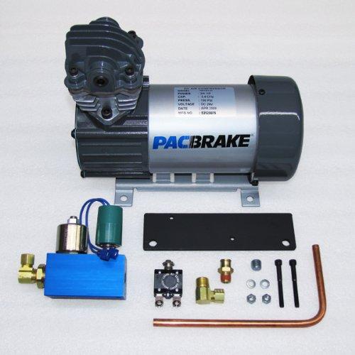 Pacbrake HP10633 - 24V HP625 Air Compressor Kit (Vertical Pump Head)