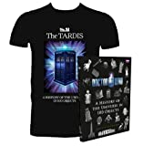 Steve Tribe Doctor Who: A History of the Universe in 100 Objects (Limited Edition with T-Shirt)