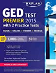 Kaplan GED(R) Test Premier 2015 with...