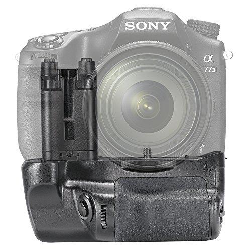NEEWER Sony VG-C77AM用BG-3Bバッテリーグリップ互換品【並行輸入品】