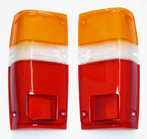 Toyota Pick up Truck 1984-1988 Tail Lights Lens Lenses Pair 84 85 86 87 88 (Toyota Trucks For Sale compare prices)