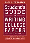 Student's Guide to Writing College Pa...