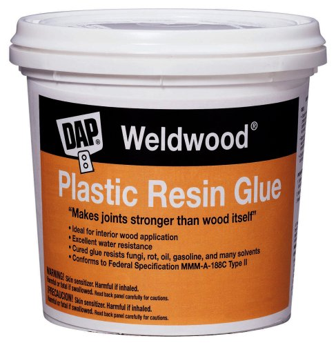 Dap Weldwood Plastic Resin Glue 4 5 Pound