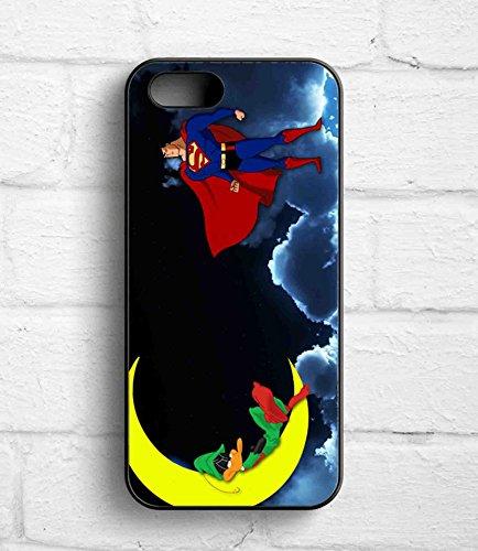 daffy-duck-and-superman-para-funda-iphone-5-5s-fall-n2m6dn