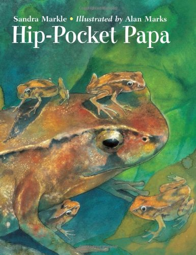Hip-Pocket Papa, Sandra Markle