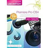 Premiere Pro CS4 Training DVD - Level 1 (Mac/PC DVD)by Talented Pixie