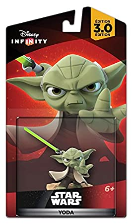 Disney Infinity 3.0: Star Wars Yoda Figure (PS4/Xbox One/PS3/Xbox 360/Wii U)