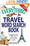 The Everything Travel Word Search Boo...