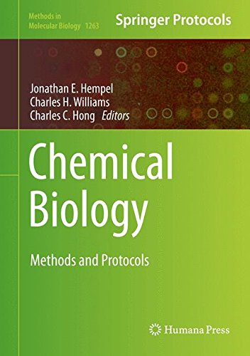 Chemical Biology: Methods and Protocols (Methods in Molecular Biology)