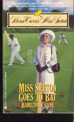 Miss Seeton Goes to Bat (Heron Carvic's Miss Seeton), Hamilton Crane
