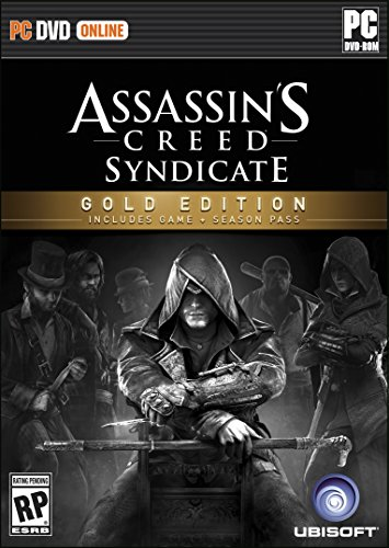 Assassins Creed: Syndicate - Gold Edition