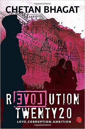 Revolution Twenty 20: Love . Corruption. Ambition Paperback