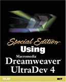 img - for Using Macromedia DreamWeaver UltraDev 4: Special Edition (Special Edition Using) by NIIT (2001-10-05) book / textbook / text book