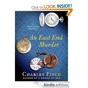 An East End Murder