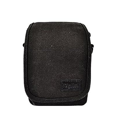Sumaclife Vintage Canvas Hybrid DSLR/SLR Camera Shoulder Bag