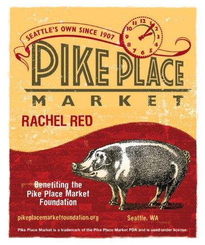 "2010 Northwest Cellars ""Rachel Red"" Red Blend Of Merlot, Malbec, Syrah ($2 Donated To Ppmf) 750 Ml"