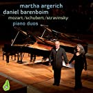 Mozart - Schubert - Stravinsky : Duos pour piano