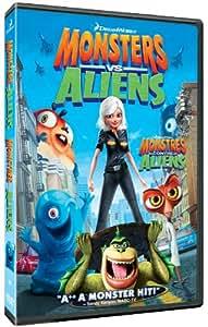 Monsters Vs. Aliens (Bilingual)