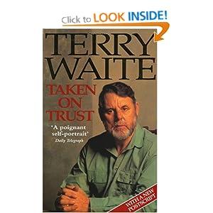 Taken On Trust - Terry Waite