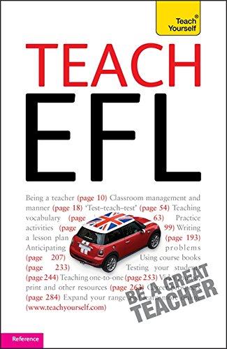 Teach English As A Foreign Language: Teach Yourself (Teach Yourself English as a Foreign Language)