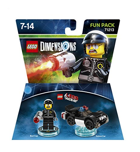 LEGO Dimensions - Fun Pack - Bad Cop