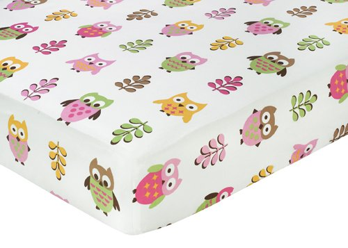 Owl Baby Bedding Set 372 front