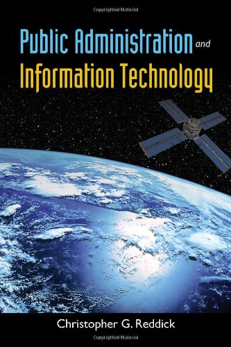 Public Administration And Information Technology