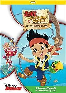 Jake The Never Land Pirates Season 1 V1 by Walt Disney Video