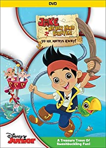 Jake & The Never Land Pirates: Yo Ho, Matey's Away