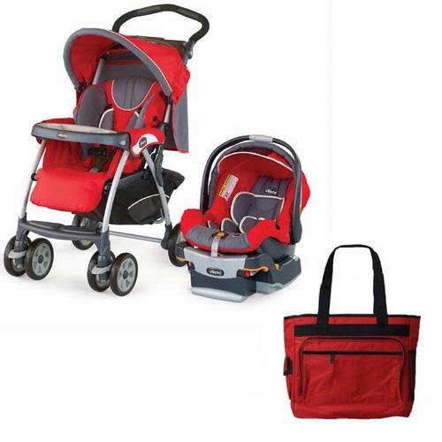 Chicco Cortina Keyfit 30 Travel System With Free